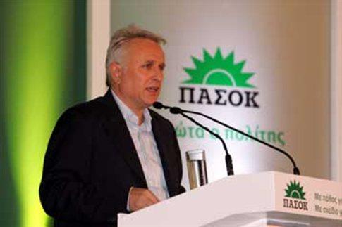 Τι λέεει ο Γ. Ραγκούσης για τα οικονομικά του ΠΑΣΟΚ...