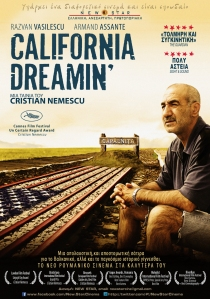 CALIFORNIA DREAMIN'_POSTER