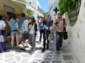 Επίσκεψη Γερμανών Δημοσιογράφων 25-4-2013. 4