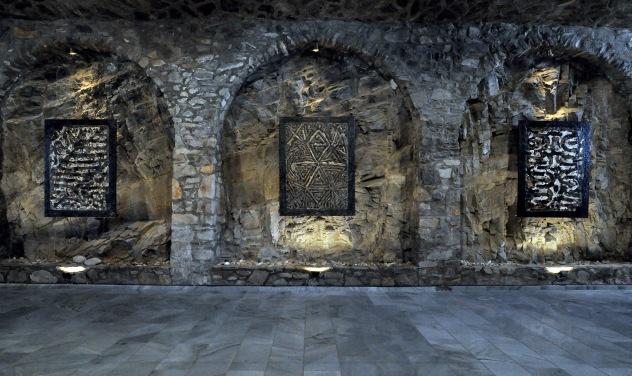 Zolotakis. Σύμβολα -  Καμάρες Porto Paros