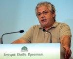 Ο π. γενικός διευθυντής του ΠΑΣΟΚ Ροβέρτος Σπυρόπουλος, διοικητής ΙΚΑ