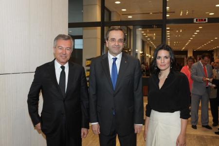Andreadis, Samaras, Kefalogiani