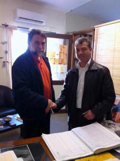 Αγορά δύο ακινήτων της Ένωσης Αγροτικών Συνεταιρισμών Πάρου από τον Δήμο Πάρου
